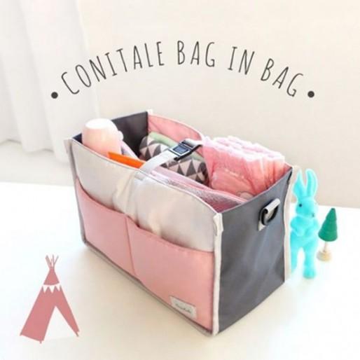 2in1 Multifunction Diaper Bag Organizer