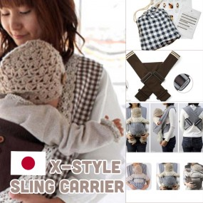 Japan X-Style Baby Portable Sling Carrier