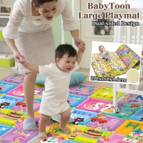 Baby Large Educational Play Mat