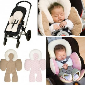 Babytoon Ultra-Comfort 3D Reversible Infant Full Support Cushion