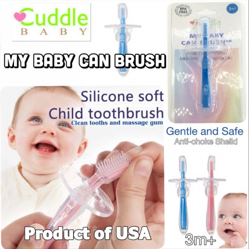 Cuddle Baby My Baby Can Brush ToothBrush