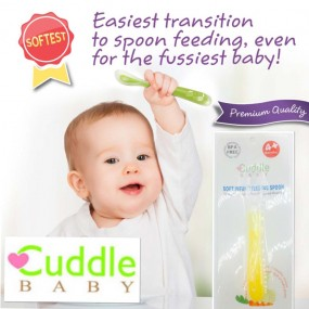 Cuddle Baby Baby First Spoon