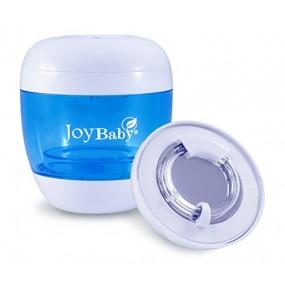 Joy Baby® Bottle Nipple and Pacifier Holder with UV Sterilizer/Sanitizer capability (Blue Quartz)
