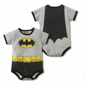 Batman Hero Short Sleeve Romper