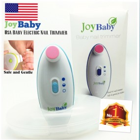 USA Joy Baby Electric Nail Trimmer