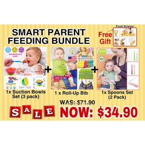 Smart Parent Feeding Bundle