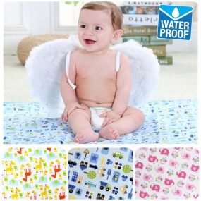 Cotton Bamboo Fiber Breathable Waterproof Pad