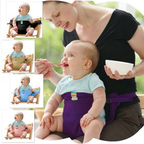 2-in-1 Infant Portable Safety Seat and Wrap